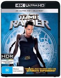 Tomb Raider on UHD Blu-ray