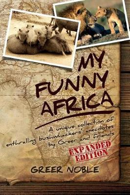 My Funny Africa by Greer Noble image