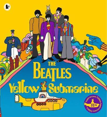 Yellow Submarine by The Beatles image