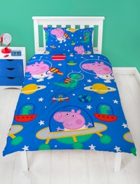 Peppa Pig Single Duvet Set image