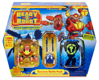 Ready2robot: Battle Pack - Hardware