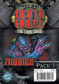 Death Angel: Mission Pack 1 Expansion