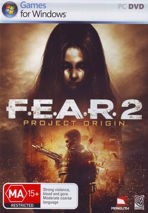 F.E.A.R. 2: Project Origin for PC