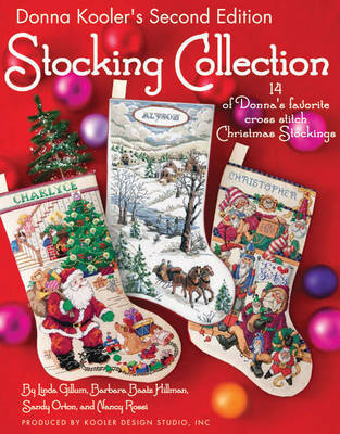 Donna Kooler's Stocking Collection by Kooler Design Studio