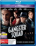 Gangster Squad (Blu-ray/Ultraviolet) on Blu-ray