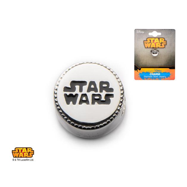 Star Wars: Star Wars Logo Bead Charm