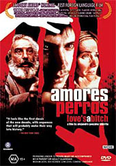 Amores Perros on DVD