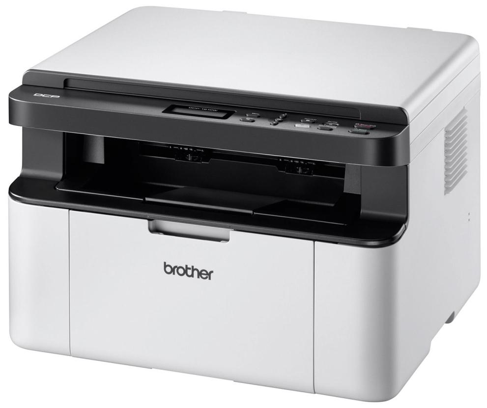 Brother DCP1610W Mono Laser Multifunction Printer image