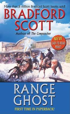 Range Ghost by Bradford Scott