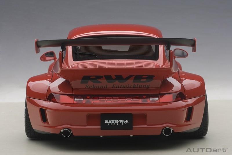 Autoart: 1/18 Porsche RWB 993 - Diecast Model image