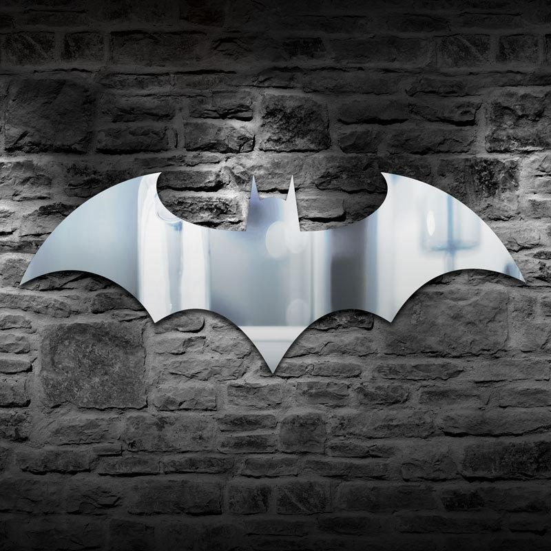 Batman Logo Mirror image