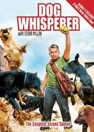 Dog Whisperer - The Complete 2nd Season (6 Disc Set) on DVD image