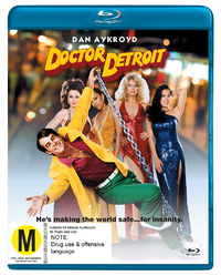 Doctor Detroit on Blu-ray image