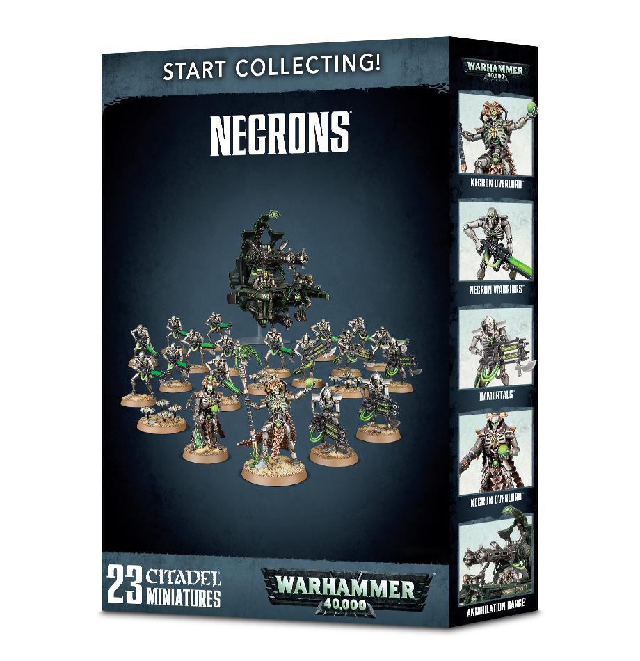 Warhammer 40,000 Start Collecting! Necrons image
