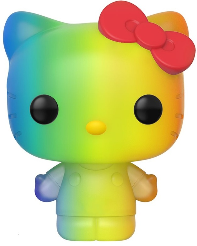Pride 2020 - Hello Kitty (Rainbow) - Pop! Vinyl Figure