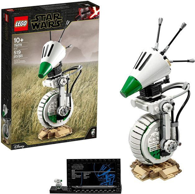 LEGO Star Wars: D-0 - (75278)
