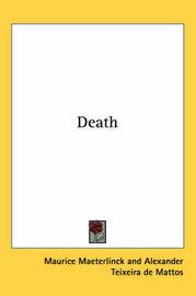 Death by Maurice Maeterlinck