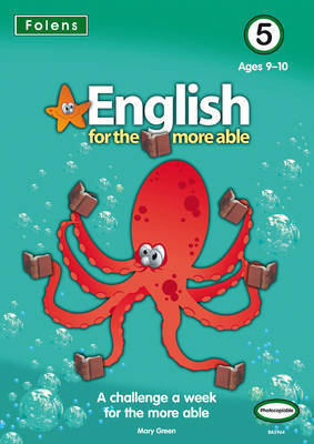 English for the More Able: Bk. 5 by Mary Green