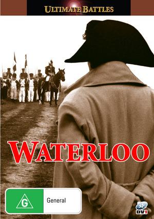 Ultimate Battles - Waterloo on DVD