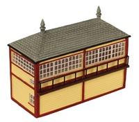 Hornby LMS Signal Box 00 Gauge Skaledale Building