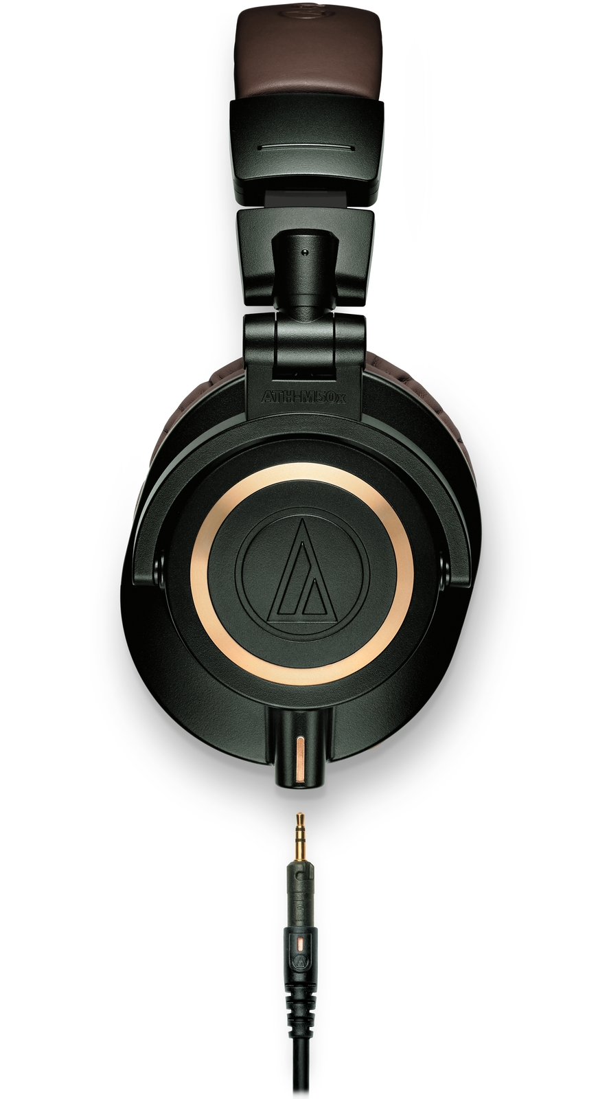 audio technica ath m50x limited edition studio monitors dark green images at mighty ape nz. Black Bedroom Furniture Sets. Home Design Ideas