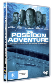 The Poseidon Adventure on DVD