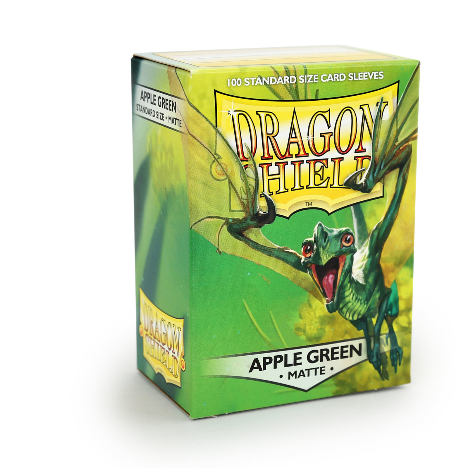Dragon Shield Matte Apple Green Sleeves image