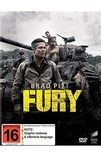 Fury on DVD