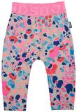 Bonds Stretchy Lace Leggings - Kimono Floral (12-18 Months)
