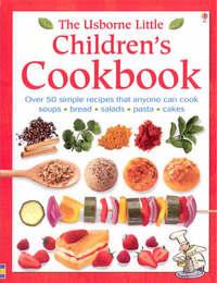 The Usborne Little Children's Cookbook by Rebecca Gilpin image