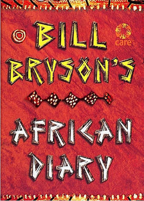 Bill Bryson African Diary by Bill Bryson image