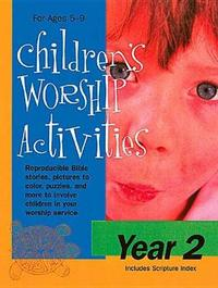 Children's Worship Activities Year 2