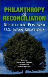Philanthropy and Reconciliation