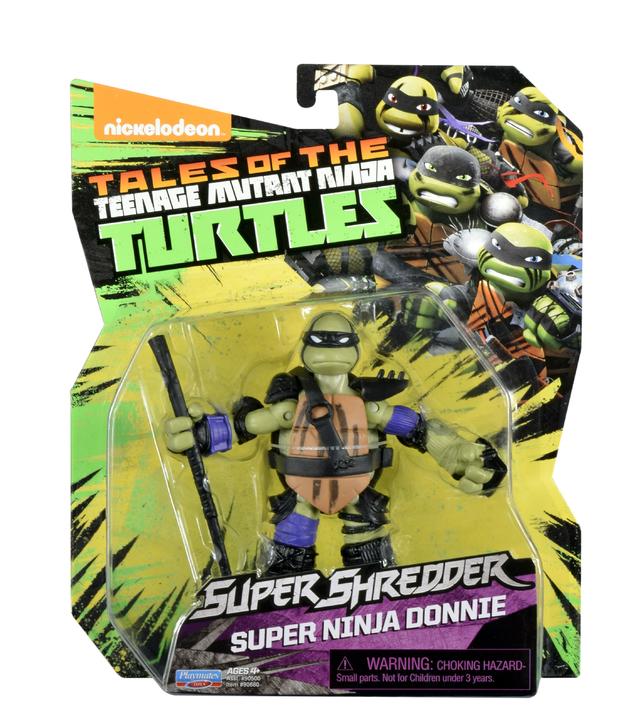 TMNT: Basic Action Figure - Super Ninja Donnie
