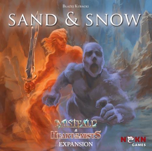 Mistfall: Sand & Snow image