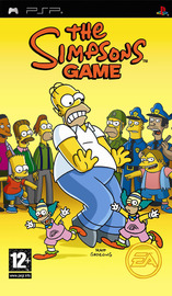 The Simpsons Game for PSP image