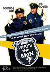 Who's The Man on DVD