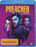 Preacher Season 2 on Blu-ray