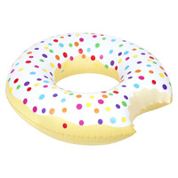 Pumpt: Vanilla Donut - Inflatable Pool Float