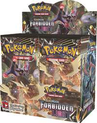 Pokemon TCG: Forbidden Light - Booster Box (36 Packs)