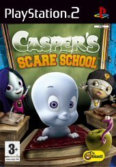 Caspers Scare School for PlayStation 2