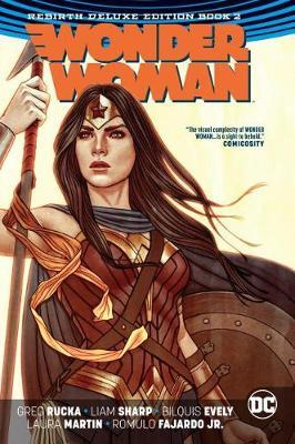 Wonder Woman: Book 2 by Greg Rucka
