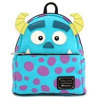 Loungefly: Monsters Inc. Sully - Mini Backpack