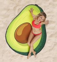 BigMouth: Gigantic Beach Blanket - Avocado