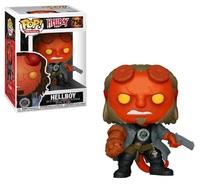 Hellboy (2019) - Hellboy (BPRD Ver.) Pop! Vinyl Figure