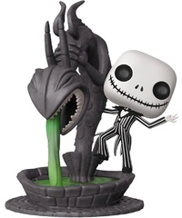 Nightmare Before Christmas - Jack (Jack in Fountain) Pop! Movie Moment Figure image