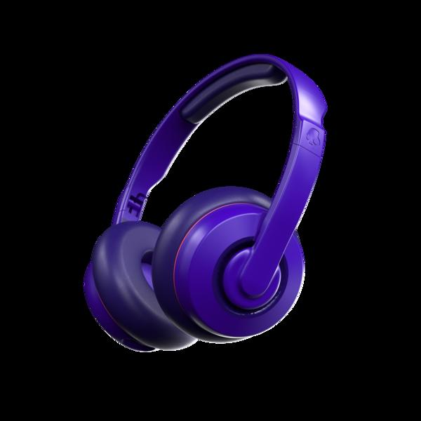Skullcandy: Cassette Durable Wireless Headphones - Retro Surf Purple