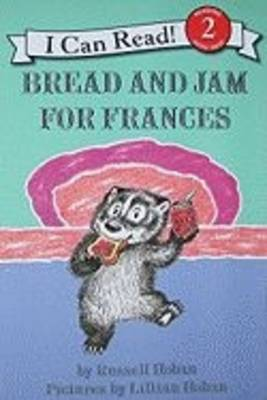 Bread and Jam for Frances by Russell Hoban image