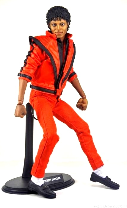 "Michael Jackson 1/6 Scale 12"" Action Figure (M Icon series) image"