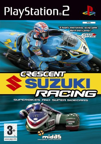 Crescent Suzuki Racing: Superbikes and Super Sidecars for PlayStation 2